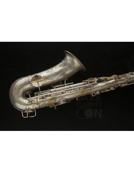 Serial location saxophone number Buffet Serial